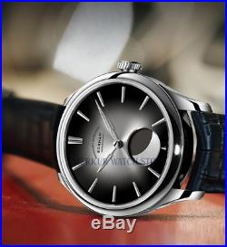 AD20 High Beat Mens luxury Mechanical Watch Automatic Skelenton Luxury moonphase