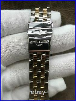 Breitling Starliner B71340 Mother of Pearl Dial Quartz Women's Watch