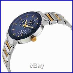 Bulova Modern Blue Dial Men's Watch 98C123