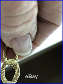 DAVID YURMAN 18k GOLD AND PEARL BRACELET, GORGEOUS