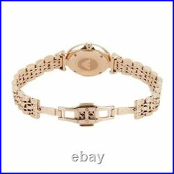 Emporio Armani Classic Mother Of Pearl Dial Rose Gold Ladies Watch AR1909