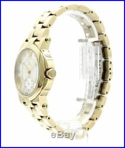 Guess Collection GC Women's Demoiselle Gold with Mother-of-Pearl Watch X50002L1S