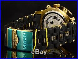 Invicta 50MM Sea Spider Gen II Rainbow Abalone Dial Chrono SS/Poly Bracelet Watc