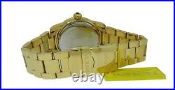Invicta Angel 28472 Women's Round Analog Day Date Roman Mother of Pearl Watch