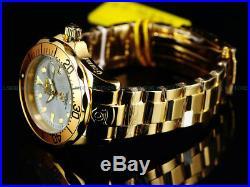 Invicta Men 300M Classic Grand Diver Automatic Platinum MOP Mirror Polish Watch