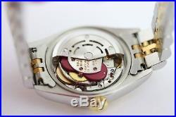 Ladies Rolex DATEJUST 1995 18k Gold Mother of Pearl Dial Jubilee Bracelet 69173