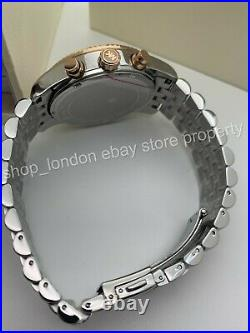 MICHAEL KORS MK5735 Lexington Chronograph Tri-Tone Ladies Wrist Watch