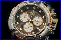 NEW Invicta Subaqua POSEIDON SWISS MOVT Z60 Chrono AGE OF EMPIRE Black MOP Watch