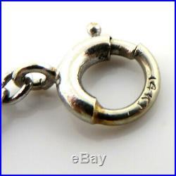 NYJEWEL 14k White Gold Four Strands Pearl 2.3ct Diamond 25mm Wide Bracelet