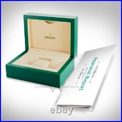 Rolex Jubilee Datejust Mens 36mm Mother of Pearl Everose 18K Gold Diamond Bezel