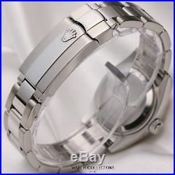 Rolex Lady DateJust 179174 Stainless Steel & 18k White Gold Mother of Pearl Dial