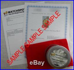 Rolex Oyster Perpetual Date 6917 Ladies Watch With BOX And PAPERS ALL ORIG 1977