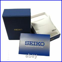 Seiko SUT074 Women's Solar Mother of Pearl Two-Tone Stainless Steel Date Watch