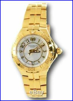 Technomarine Sea Pearl Women's Mother of Pearl Gold Swiss Made Watch TM-714003